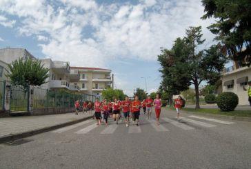 Αγρίνιο: Με σκυταλοδρομία μαθητές δημοτικού μετέφεραν το  μήνυμα της εθελοντικής αιμοδοσίας
