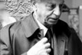 Στο Αγρίνιο ο διακεκριμένος Καθηγητής Κλασσικής Φιλολογίας Φάνης Κακριδής