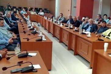 Σύσκεψη στην Περιφέρεια  με τους εκπροσώπους γαλακτοκομικών και τυροκομικών μονάδων