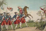 Πως υπήρξαν για λίγο  Compagnia Colonella και οι Capo αντί αρματολών σε Ξηρόμερο -Βάλτο