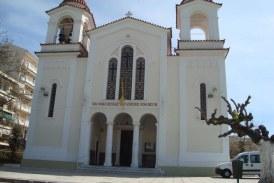 Υποδοχή Ιερού Λειψάνου του Αγίου Βλασίου την Τετάρτη στην Αγία Τριάδα Αγρινίου