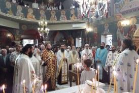 Με  λαμπρότητα γιόρτασε και φέτος η Μεσάριστα τον προστάτη της Άγιο Νικόλαο