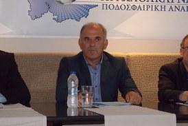 Συγχαρητήρια του Γ. Λαγούδη για την άνοδο του Ναυπακτιακού Αστέρα στη Γ' Εθνική