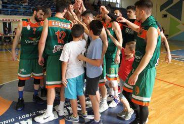 Β' Εθνική Μπάσκετ: Η παρακάμερα του αγώνα ΑΟ Αγρινίου – ΣΑΑΚ Ανατόλια