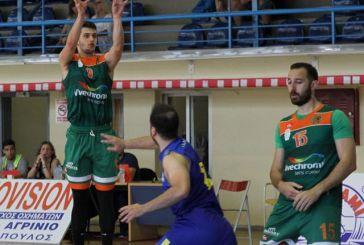 Ήττα για τον ΑΟ Αγρινίου στον τελευταίο εντός έδρας αγώνα του