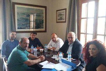 Συνάντηση για ζητήματα σχολικής στέγης της Βόνιτσας