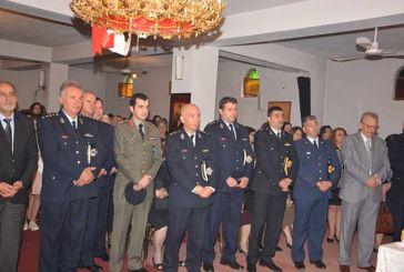 Εόρτασαν την προστάτιδα τους οι Απόστρατοι στο Αγρίνιο (εικόνες)