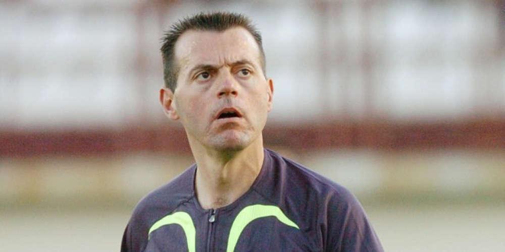 Αυτοκτόνησε ο πρώην διαιτητής Γιώργος Αράπος
