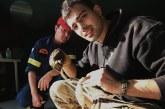 Ιστορίες με φίδια στο Αγρίνιο: μετά τον λαφιάτη σε μπαλκόνι σήμερα διάσωση δεντρογαλιάς σε όχημα