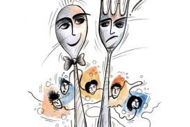 «Δείπνο Ηλιθίων» την Τετάρτη στο Μεσολόγγι