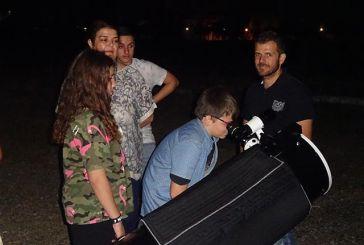 Μεσολόγγι: Η «Διέξοδος» μετέτρεψε  τους μικρούς της φίλους σε… αστρονόμους (φωτο)