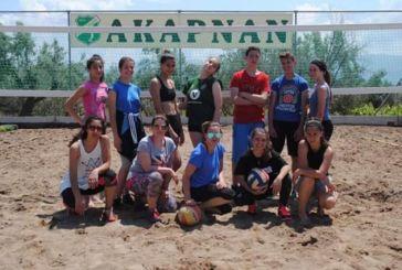 ΑΚΑΡΝΑΝ: Ξεκινούν τη Δευτέρα εγγραφές και προπονήσεις στη σχολή Volley & Beach Volley