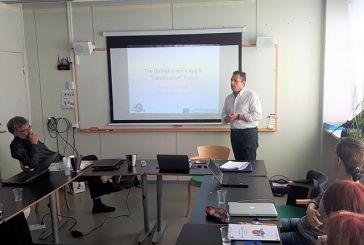 Καθηγητής του ΤΕΙ Δυτικής Ελλάδας στη 2η συνάντηση του DoWellScience στη Στοκχόλμη
