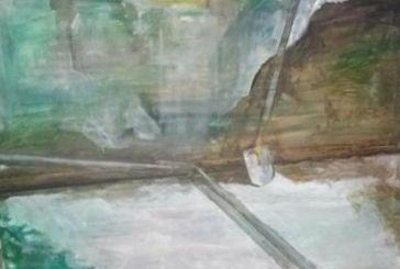 """«Ιστορίες""""  ζωγραφικής από την Μπαρμπαρέλα Σφήκα  στο Αγρίνιο"""