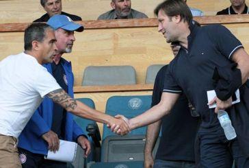 Στο Αγρίνιο ο νέος προπονητής του Ολυμπιακού βλέπει την Κ-17