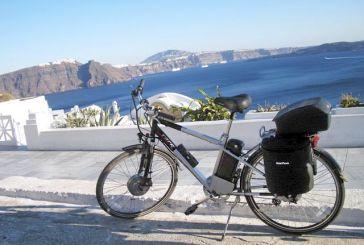 Ηλεκτρικά ποδήλατα για τον Φορέα Διαχείρισης Αμβρακικού