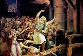 Ο ήρωας Χρήστος Καψάλης,  προπάππους του επίσης ήρωα Μακεδονομάχου Χρήστου Πραντούνα