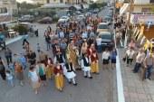 Λουτρό: Μέγας πανηγυρικός Εσπερινός και λιτάνευση της εικόνας στον Πολιούχο Άγιο Νικόλαο (video)