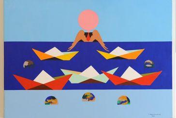 Έκθεση ζωγραφικής του Γιάννη Μαστραντώνη στο Αγρίνιο