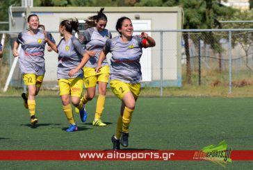 Ποδόσφαιρο Γυναικών: Έπεσε ηρωικά μαχόμενο το Μεσολόγγι 2008