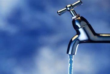 Ολιγόωρη διακοπή νερού σήμερα στο Παναιτώλιο