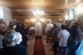 Εόρτασε ο παλαιός Ι.Ν. Αγίου Νικολάου Καλυβίων