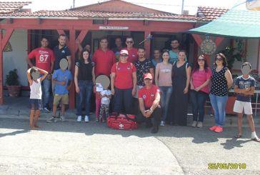 Ενημέρωση για θέματα υγιεινής και μαθήματα πρώτων βοηθειών σε Ρομά στο Μεσολόγγι