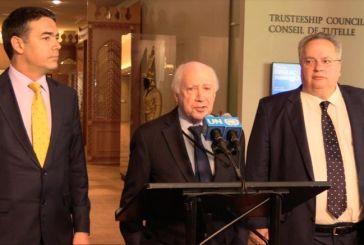 Σκοπιανό, ώρα μηδέν – Σκληρό παζάρι σήμερα στις Βρυξέλλες για το όνομα