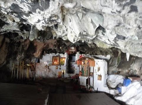 Το Σπήλαιο του Αγίου Νικολάου του Κρεμαστού, Κεφαλόβρυσο - Αιτωλικού