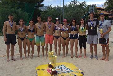 Beach Volley: Πρωτιά για το ΤΕΙ Δυτικής Ελλάδας στο Πανελλήνιο Φεστιβάλ Κατατόπια 2018
