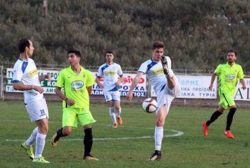 Μεγάλη νίκη του Νέου Αμφίλοχου στην Ηγουμενίτσα – πέρασε στους 8 του Kυπέλλου