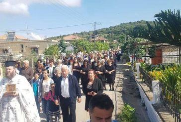 Με λαμπρότητα τίμησε ο Άγιος Νικόλαος Βόνιτσας τον πολιούχο του