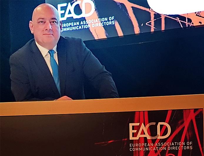 ΓΙΑΝΝΗΣ ΦΡΕΡΗΣ EACD 2018