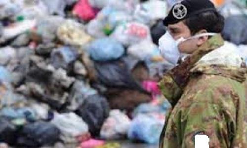 Στρατιώτης σκουπίδια BLOG