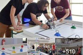 Υψηλών προδιαγραφών ο 6ος Περιφερειακός Διαγωνισμός Εκπαιδευτικής Ρομποτικής Δυτικής Ελλάδας