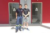 Βαράσοβα: Ο 18χρονος Ολλανδός ευχαρίστησε κατοίκους και Αρχές που βοήθησαν στην διάσωση του (video)