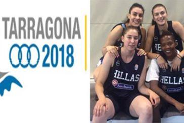 Στους Μεσογειακούς Αγώνες με την Εθνική 3×3 (U23) η Αγρινιώτισσα Γεωργία Σταμάτη