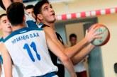 Πανελλήνιο Παίδων Μπάσκετ: Ηράκλειο-Προμηθέας Πάτρας 70-86 στο Αγρίνιο