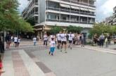 Αγρίνιο: τρέχοντας έστειλαν μήνυμα ενάντια στα ναρκωτικά (φωτο & video)