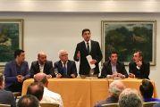 """Αυγενάκης σε αυτοδιοικητικούς της Δυτικής Ελλάδας :«Μνημείο διοικητικής ανεπάρκειαςο """"Κλεισθένης Ι""""»"""