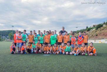 Ακαδημία Θέρμου: Τελετή λήξης της ποδοσφαιρικής περιόδου 2017-18 (φωτο)