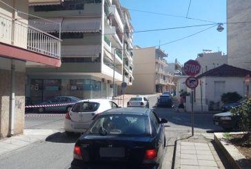 Αγρίνιο: Κυκλοφοριακό κομφούζιο χωρίς… προειδοποίηση  (φωτο)