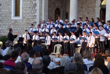 Εκδήλωση της Σχολής Βυζαντινής Μουσικής της Μητρόπολης στο Μεσολόγγι (φωτο)