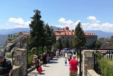 Προσκύνημα της Ενορίας Αποστόλου Φιλίππου Γραμματικούς στην Αγιο-Μετεωρίτικη πολιτεία