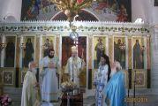 Τιμήθηκε η επέτειος μετακομιδής Ιερού Λειψάνου Άγιου Κοσμά  στην  Μονή Μέγα Δένδρου