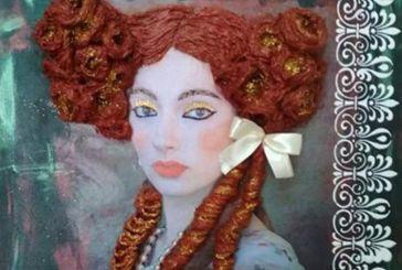 «Έργα τέχνης » στην Κομμωτική από το ΙΕΚ ΟΑΕΔ Αγρινίου