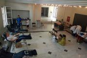 Ικανοποιητική συμμετοχή στη σημερινή εθελοντική αιμοδοσία στο Αγρίνιο