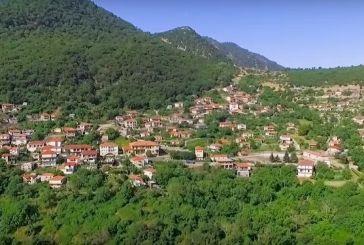 Βίντεο: Γνωρίστε τη Δυτική Φραγκίστα Ευρυτανίας