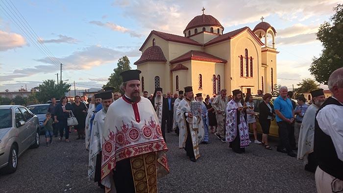 Ιερά Πανήγυρις Αγίου Αποστόλου Παύλου στη Μεγάλη Χώρα Αγρινίου ...