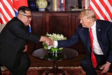 Έτοιμοι για υπογραφή συμφωνίας Τραμπ – Κιμ